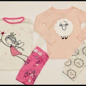 Gap PJ Set for toddler girl